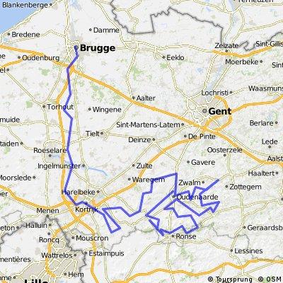 Flandernrundfahrt 2015 Skoda Challenge