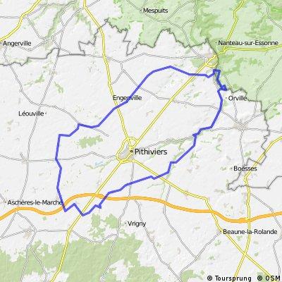 Tour de Pithiviers