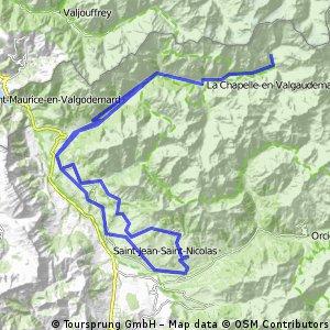 cLo Alpes Tour de Gioberney