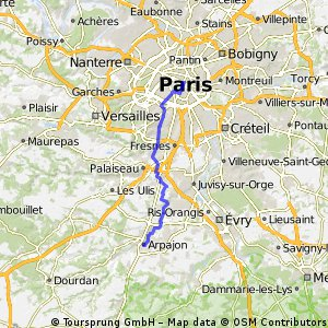 Proyecto Paris-Tours