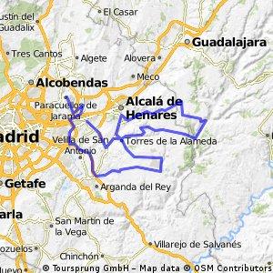 Torrejón-Paracuellos.