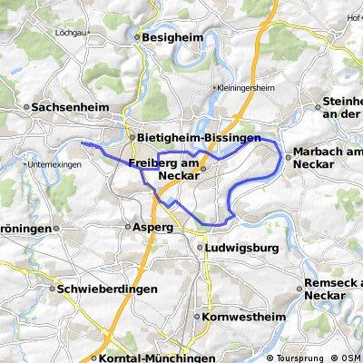 An den Neckar und zurück 2