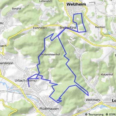 Welzheim-Runde