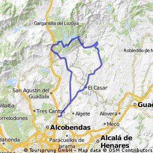 Algete (124km) Variado