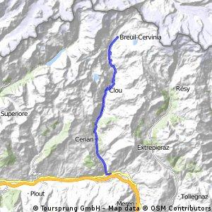 Chatilon-Cervinia