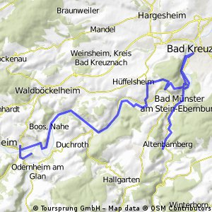 20090819 - Teil 4 - Staudernheim - Bad Kreuznach - Altenbamberg