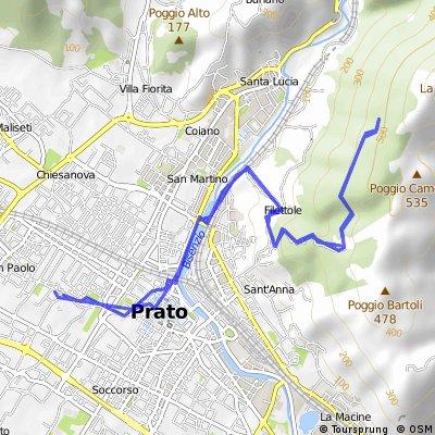 Prato,Casa Bastone