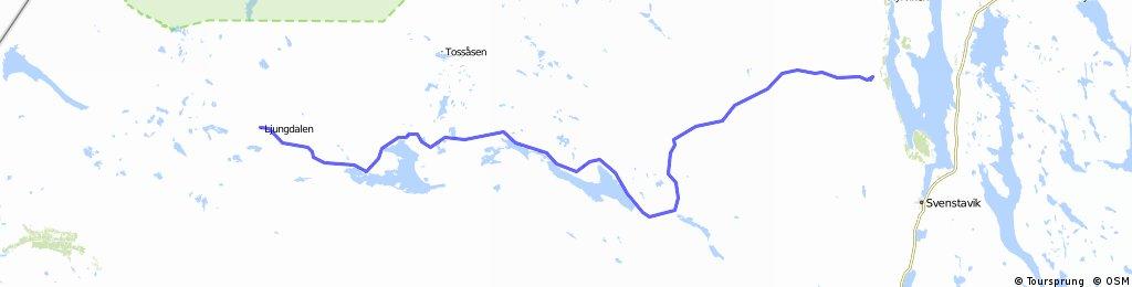 Ljungdalen - Persasen