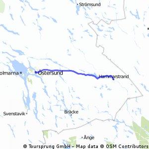 Ostersund - Hammerstrand