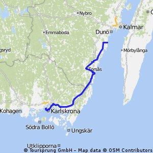 Hagby - Karlskrona 19 MAI 13