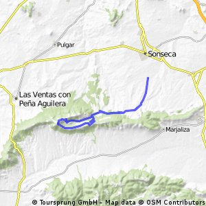 Pico del Amor- Vereda Agria