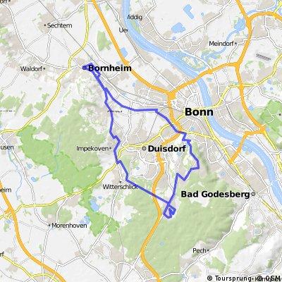Bornheim-Venusber-Röttgen-Alfter