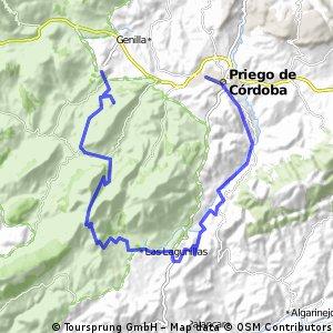 Priego de Córdoba - IBP 109 - 22/02/15 - Puerto del Cerezo - Pollos - Carcabuey