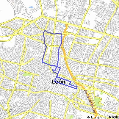 RUTA PLAZA DEL MARIACHI - Ponte las Ruedas, Saca la Bici, Leon, Guanajuato