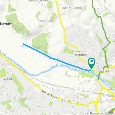 cub cycle route