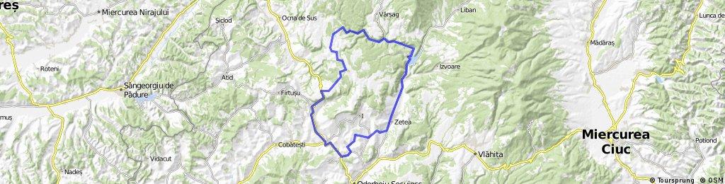 2015 Punkosd a vásárhelyi Pro Biciclo Urbo - val