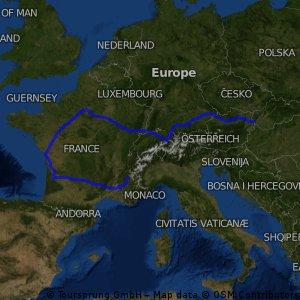European cirlcle