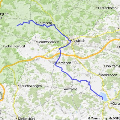 Lauter-Ansbach-Wald