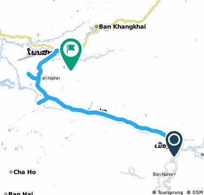 J051 - samedi 28 février 2015 - Muang Khun - Phonsavanh