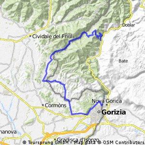 Nova Gorica-Neblo-Kanal