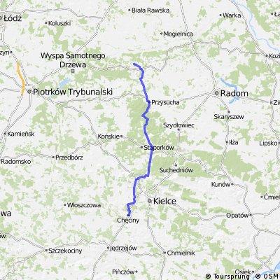 Pielgrzymka 2016 II etap