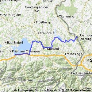 Oberndorf - Chiemsee 3