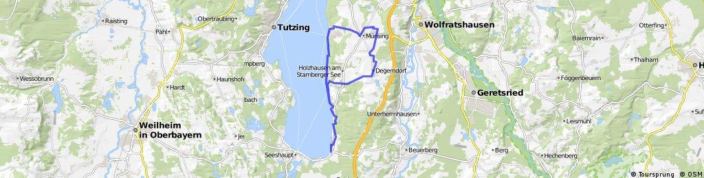 Münsing-Ambach-Ammerland-Münsing