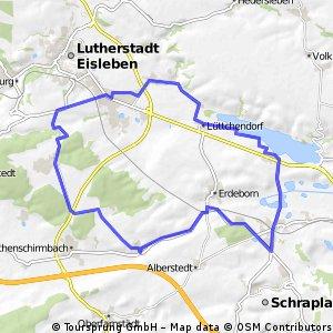Rundkurs Röblingen-Bischofrode-Röblingen