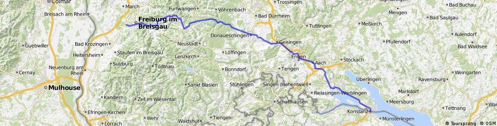 Team WEISSER RING on Tour 2015_8.Etappe_Freiburg-Konstanz