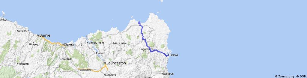 Tasmania, day 2