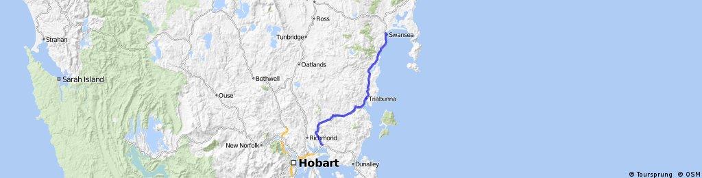 Tasmania, day 4