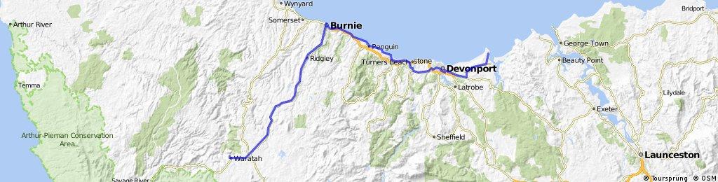 Tasmania, day 10