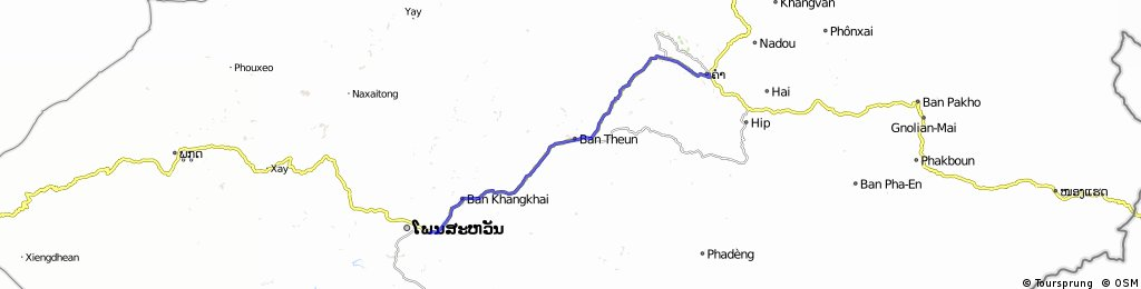 J053 - lundi 02 mars 2015 - Phonsavanh - Muang Kham