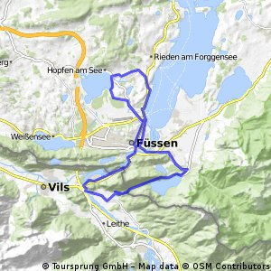Hopfen - Neuschwanstein
