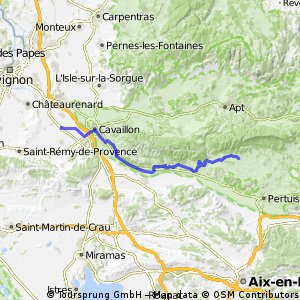 Arrival Day - Saint Andion to Concuran - 55 kms