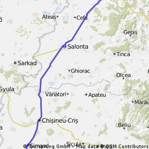 Turul României 2001