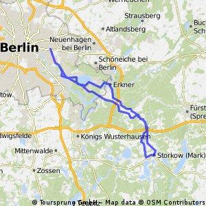 Berlin - Storkow - Berlin