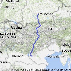München-Verona