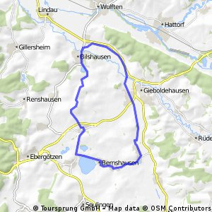 Bilshausen - Seeburger See
