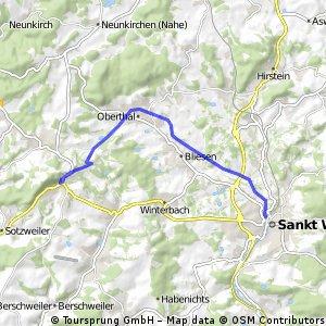 Wendelinusradweg