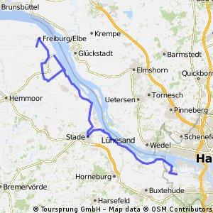 Finkenwerder - Landesbrück 07082013