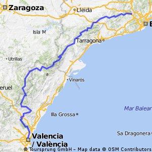 Valensija-Montserrat