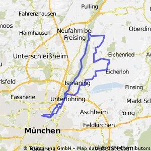 Isar + Münchner Norden