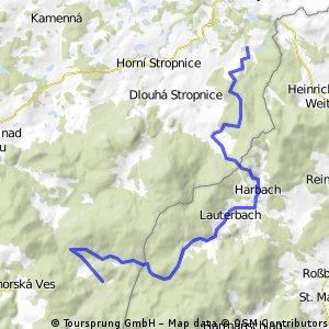 Veveří, Šejby, Rakousko, Žofín