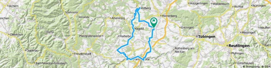Nagoldtal-Neckartal