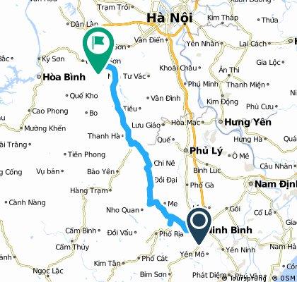 J064 - Vendredi 13 mars 2015 - Ninh Binh - Xuan Mai