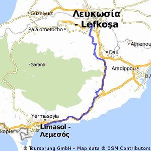 Limassol - Nikosia