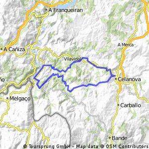 Pontedeva - Celanova - Pontedeva