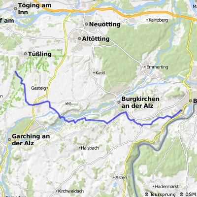 Burghausen Tüssling