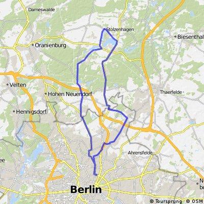 P'Berg-Wandlitz-Runde